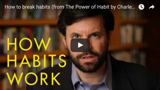 How to Break Habits - Charles Duhigg