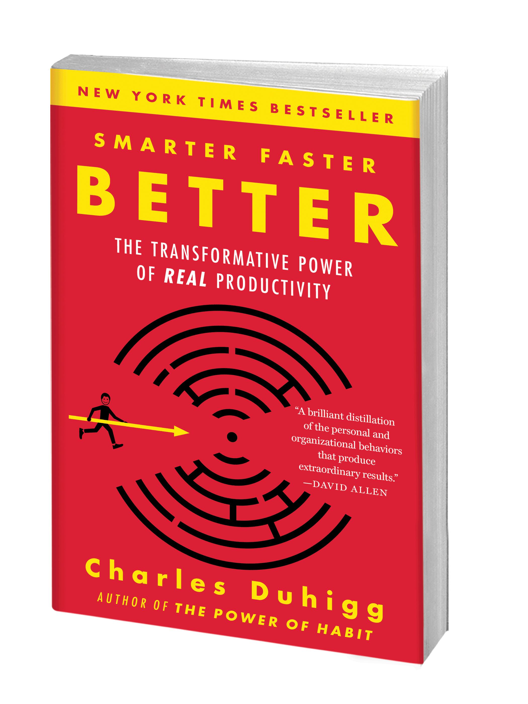 Image result for Smarter, Better, Faster